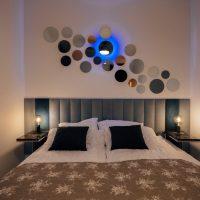 Apartament-blue-debina-kolo ustki-sypialnia